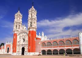 santuario ocotlán tlaxcala méxico arquitectura barroca pinterest