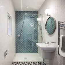 small bathroom shower tile ideas bathroom small glass tile ideas shower throughout remodel 13