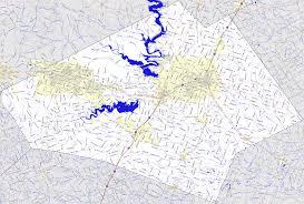 Tx County Map Bridgehunter Com Bell County Texas