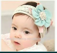 baby headband diy 100 handmade diy crochet baby headband with flower yxh1243 buy