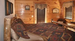 Log Cabin Bedroom Furniture by Moose Hollow Great Branson Cabins Great Branson Cabins