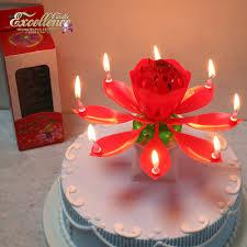 birthday candle flower lotus flower fireworks birthday candle lotus flower