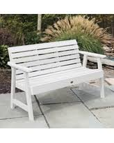 White Patio Furniture Ready For A Shocking Deal Outdoor U0026 Patio Benches Sales U0026 Deals