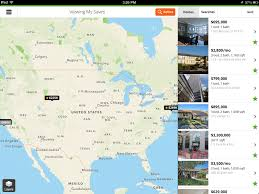 Trulia Map Trulia Launches Redesigned Ipad App With Improved Navigation