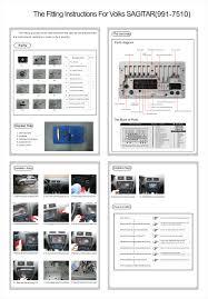 volkswagen autoradio gps dvd navigation system oem looking