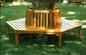 gardening bench bench around tree jamiltmcginnis co