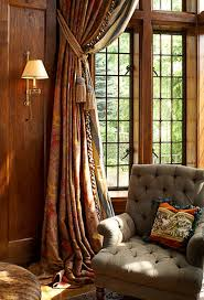Home Interior Design English Style by North Shore Estate Great Room Vignette Great Room