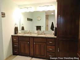 double sink bathroom vanities lighting wpxsinfo