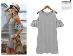 summer dress 2014 woman clothes butterfly sleeve cotton cute