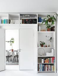 Pinterest Bookshelf by Via Dekolehti Lundia Bookshelf Minimal White Home Nordic