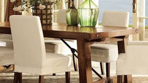 linen dining chair covers outstanding best 25 dining chair slipcovers ideas on