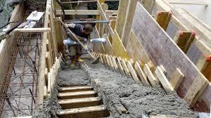 treppe betonieren herbert ziegler bauunternehmungs gmbh referenzen