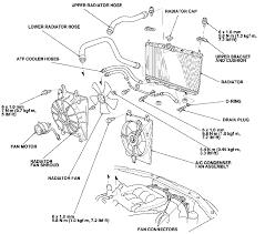 honda accord radiator fluid where is the bleeder bolt for radiator fluid on honda accord 2000