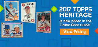 Online Sports Cards Price Guide Subscription