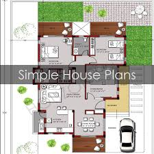 simple floor plans for homes 2 simple house floor plans houzone