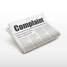 Complaint Format Letter by Sample Complaint Letter To Police Inspector