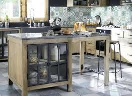 meuble de cuisine maison du monde tableau cuisine maison du monde meubles cuisine bleu
