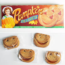 little debbie pumpkin delights pumpkin spice flavored products