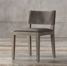 Dining Leather Chair All Leather Seating Rh