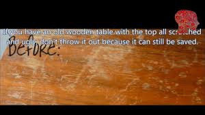 Fix Scratches In Wood Furniture by Woodworking 31 Fix The Scratches In Wood Furniture With