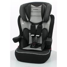 siege bebe isofix siège auto c30 isofix de 9 à 36 kg gris noir comptine pas cher