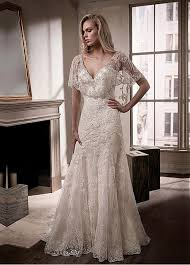 column wedding dresses buy discount exquisite tulle v neck neckline cape sleeves sheath