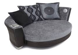 swivel cuddle chair dfs sofa with built in ipod and mp3 dock pocket lint