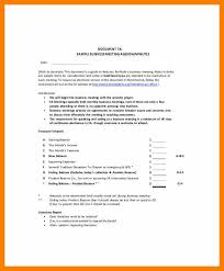 9 sample business meeting agendas hostess resume