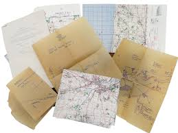 D Day Map Special Service Brigade D Day Maps Overlays Etc Top Secret Canvas