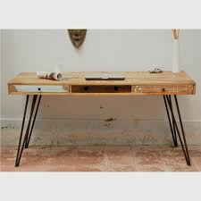 table de bureau en bois phénoménal bureau bois design bureau en bois bureau bois blanc