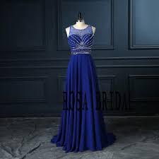 royal blue bridesmaid dress long chiffon bridesmaid dress