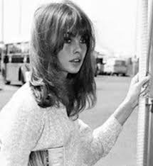 feather cut hairstyle 60 s style pin by che on style pinterest jane birkin birkin and bangs