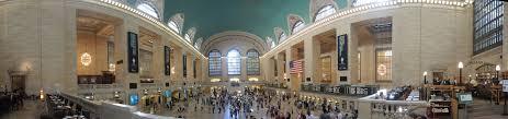 Grand Central Terminal Map Panoramic Photography Jacob Rosen Ny Nyc