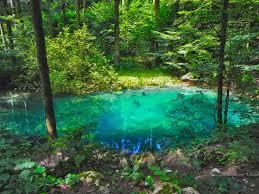 ochiul beiului lake beautiful romanian european landscapes
