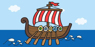 large viking boat cut out viking boat cut out large