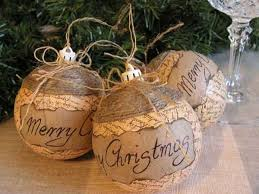 Wooden Christmas Ornaments To Decorate by Wooden Christmas Decorations Ideas For Interior