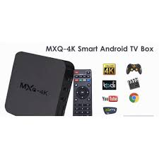 smart android android smart tv box mxq 4k free tv channels