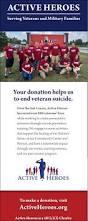 501 C 3 Donation Receipt Policies Active Heroes 501c3 Veteran Charity