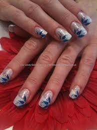 nail art designs white tips choice image nail art designs