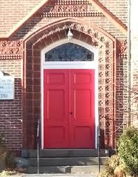 Exterior Doors Nyc New York Church Door True Flat Raised Panel Weatherproof Non