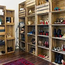 Diy Interior Design by A Diy Shoe Rack Can Be Interesting And Stylish Appearance U2013 Fresh