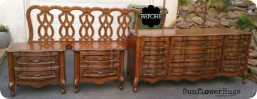 Bedroom Furniture Makeover - baby nursery french provincial bedroom furniture black french