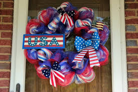 4th of july wreaths 4th of july deco mesh wreath tutorial memorial day deco mesh