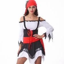 Female Pirate Halloween Costumes Classic Pirate Costume Fantasias Feminina Halloween Costumes