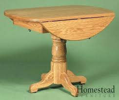 round pedestal dining table with leaf drop leaf kitchen table plans full size of dining leaf dining table