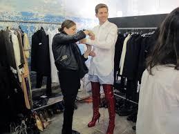 behind the scenes of vanity fair u0027s boots photo shoot
