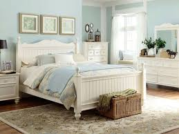 Painted Wooden Bedroom Furniture by Relaxing Rustic White Bedroom Furniture Furniture Ideas And Decors