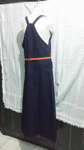 rok panjang muslim jual overall jumpsuit denim rok panjang muslim wanita