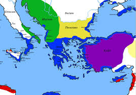Map Of Ancient Greece by Mod Idea Ancient Greece Peloponnesian War Paradox Interactive