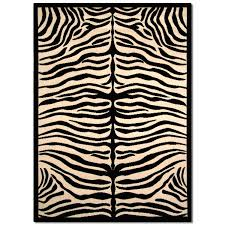 Zebra Print Throw Rug Fascinating Zebra Print Area Rug 5x8 76 Zebra Print Area Rug 5x8